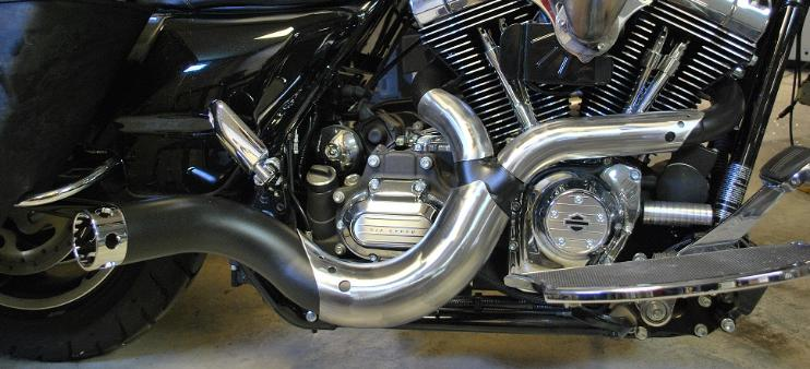 Road Glide Custom Exhaust: Road King Exhaust Systems At Woreks.co